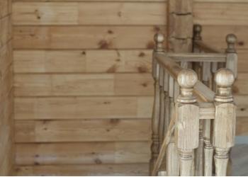 Изготовление деревянных и бетонных лестниц