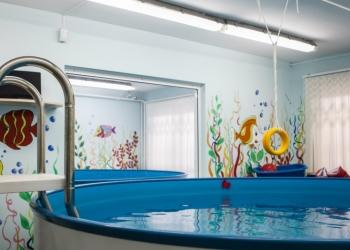 Детский бассейн от 2х месяцев до 6 лет