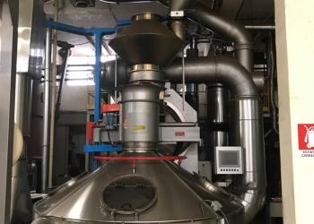 Продаем оборудование - производственную линию б/у для кофейной фабрики