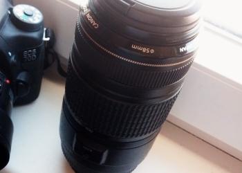 Продам объектив Canon EF 70-300mm f/4-5.6 OS USM