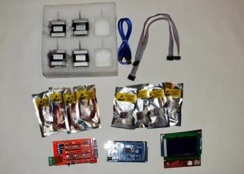 Набор электроники для 3Dпринтера или чпу станка