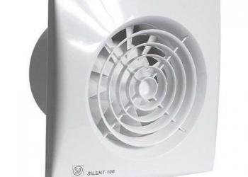 Soler & Palau Вентилятор бытовой Silent-200 CZ