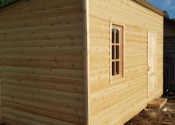 Бытовка дачный домик 5х2,5м
