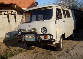 УАЗ 3909, 1996
