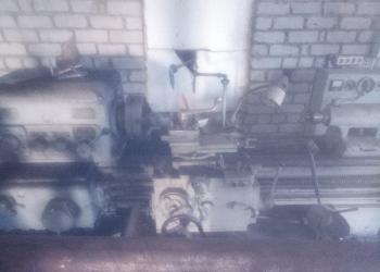 Токарно-винторезный станок 1К62