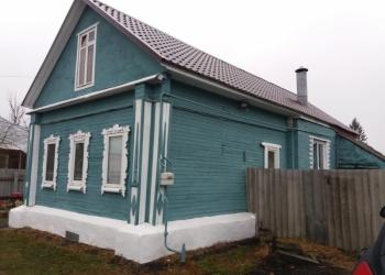 Дом 60 м2 в хорошем состояние