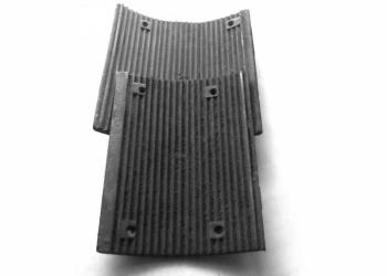 Деки (футеровка, броня) и другие запасные части на дробилки КДУ и КД