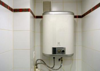 Ремонт водонагревателей электрических на дому. Гарантия.