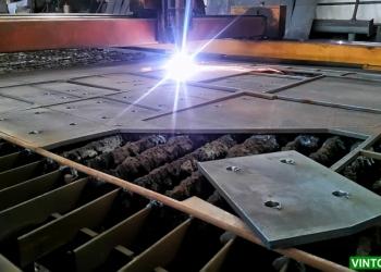 Плазменная резка металла в Перми