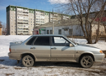 ВАЗ 2115 Samara, 2001