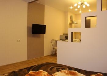 Уютная квартира-студия в центре города с евро ремонтом