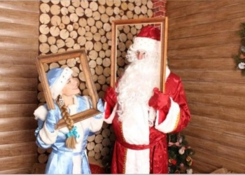 Дед Мороз в садик,школу,дом