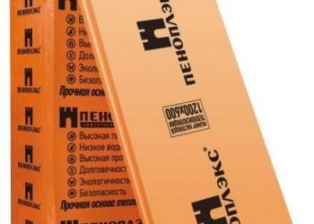 Пеноплекс® Стена - Утеплитель для стен