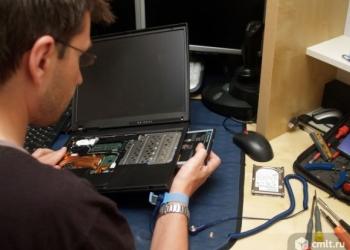 Ремонт компьютеров, ремонт ноутбуков, приеду на дом или офис, антивирус, обучени