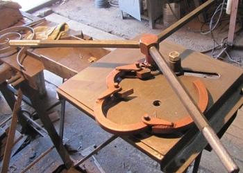Кузнечное оборудование для холодной ковки металла Левша