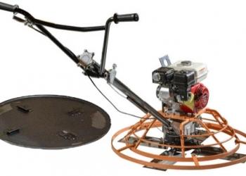 Заглаживающая машина VSCG-800/1000