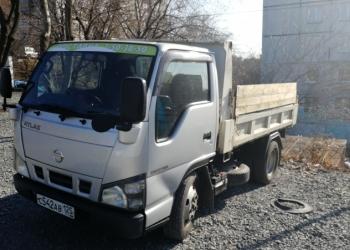 Вывоз строительного мусора 2т, доставка грузов.