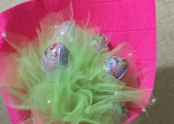 Сладкие букеты / букеты из конфет