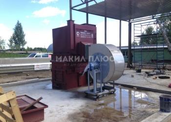 Продам теплогенератор для отопления и комплектации сушильной камеры УВН 250