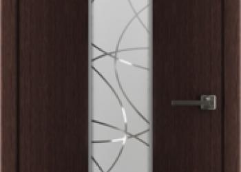Межкомнатная дверь Токио 16ДО7 зеркало 2