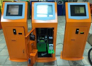 Платежный терминалы.Z888