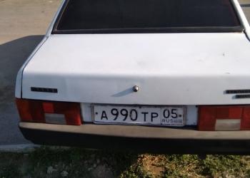ВАЗ 21099, 2000