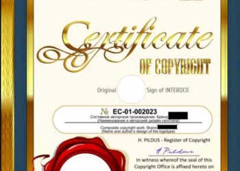 Регистрация логотипа за 7 дней с международным признанием