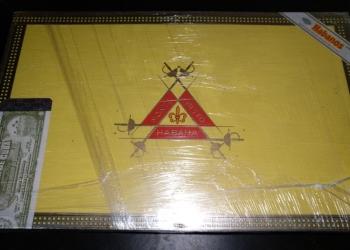 Коробка из под сигара. Куба