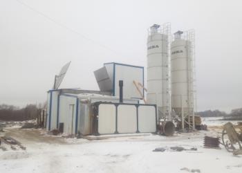 Бетонный завод MEKA