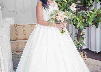 Новое свадебное платье за 9900!