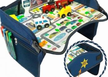 столик детский для автокресел и колясок