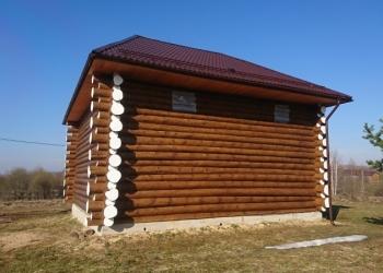 Изготовление срубов домов и бань