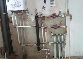 Отопление,водоснабжение,электрика