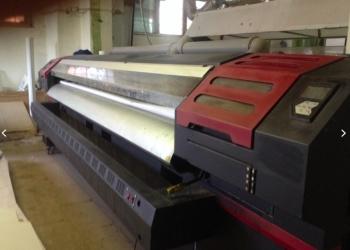 Широкоформатный принтер для печати
