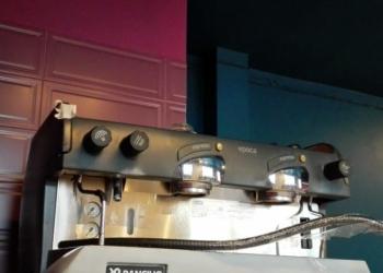 Кофемашина 2х рожковая
