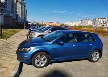 Volkswagen Golf-7, 144 л/с ( с турбонаддувом) 13 г.