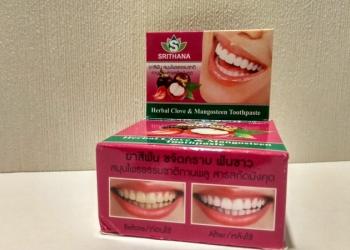 Тайские зубные пасты,бальзамы и чай!!!