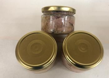 Печень трески В/С из охл сырья в стекле