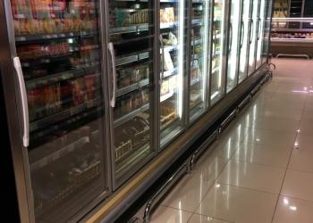 Морозильный стеллаж(горка) с дверьми Arneg Brema 5