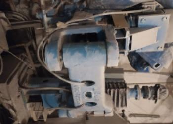 предприятие с оборудованием для обработки гранита