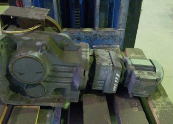 Мотор-редуктор К77R37DR63M4 01.1342609701.0001.10