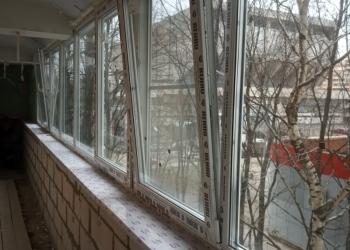 Балконы окна