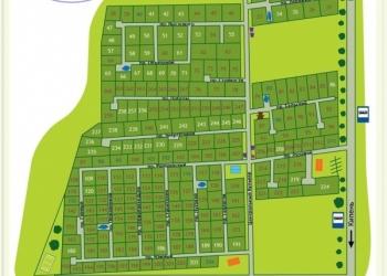 земельный участок в коттеджном поселке недалеко от города.