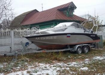 """Продажа катера """"UMS - 600CR"""" ."""