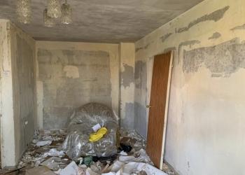 Демонтажные работы, вынос мусора, устранение запахов