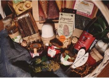 Гастрономические подарки (мясо диких животных, птиц, рыб)