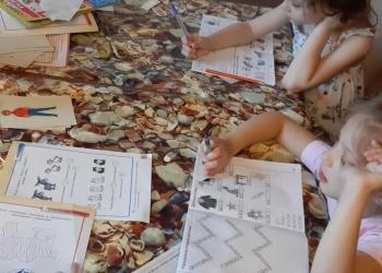 Детский сад Старый городок с английским языком, игровым лабиринтом.