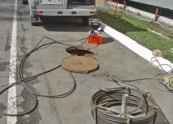 Бестраншейный ремонт наружной канализации