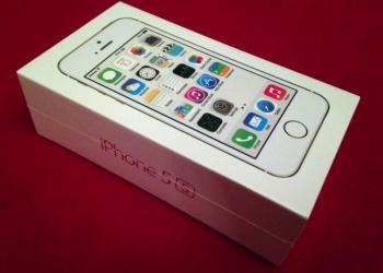 Новый iPhone 5s в Челябинске (отправлю в любой)
