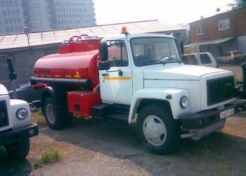 Топливозаправщик ГАЗ-3309, з-д Граз 2010 г.в.